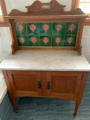 Antique Washstand Good Condition