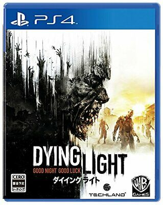 "Dying Light [CERO rating ""Z""] - PS4 From Japan"