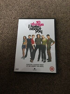 10 Things I Hate About You (DVD, 1999) Heath Ledger