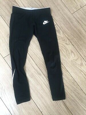 Girls Nike Training Leggings Size 8-10 Years