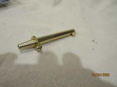 Treso Solid Brass Deluxe with Funnel Powder Measure 0-120 grains USA #1103120-02