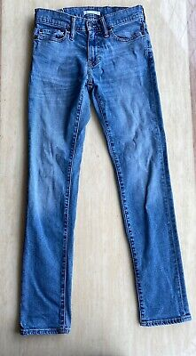 Abercrombie And Fitch Boys Skinny Jeans Size 26 NOW £15