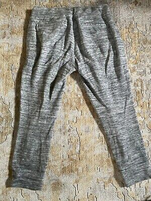 lou and grey xsmall gray sweatpants
