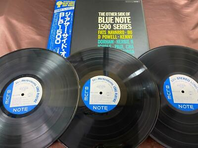Mint! Other Side Of Blue Note 1500 Bnj 61008-10 Obi Mono/Stereo Japan 3Lp Box