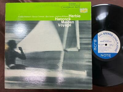 Herbie Hancock Maiden Voyage Blue Note Gxf 3020 Stereo Japan Vinyl Lp