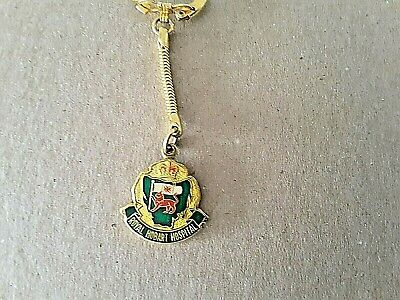 Keyring  Royal Hobart Hospital  Excellent Condition