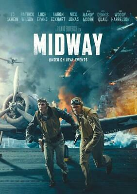 Midway (2019), DVD