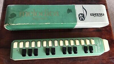 Vintage Melodica Soprano Hohner - Made In Germany