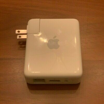 Apple Airport Express A1264 Wireless Base Station - White