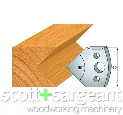 Spindle Moulder Cutters KSS 40x4mm Profile 083