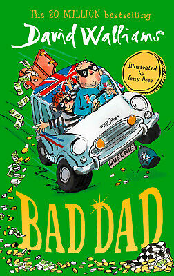 Bad Dad - Funny Hilarious Children's Book by David Williams - Paperback