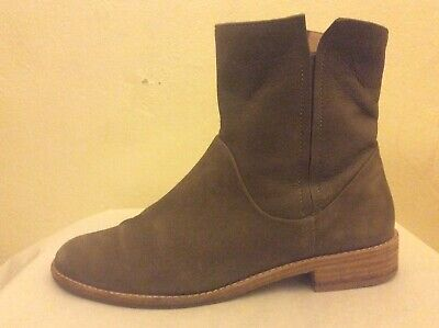 COUNTRY ROAD leather ankle boots size 38
