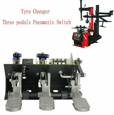 Changer Part Iron Frame Pedal Control Valve Three Pedals Pneumatic Switch Tyre