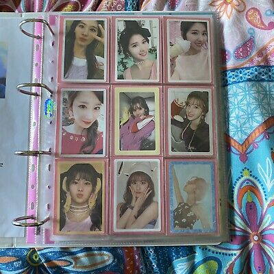 TWICE Sana Pre-Order Photocards Set (22pcs) *can buy individual cards*
