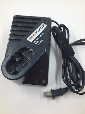 Orgapack battery charger for strapping BC005