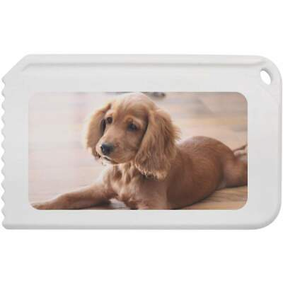'Cocker Spaniel' Plastic Ice Scraper (IC00001183)