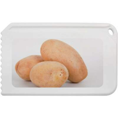 'Potatoes' Plastic Ice Scraper (IC00001994)