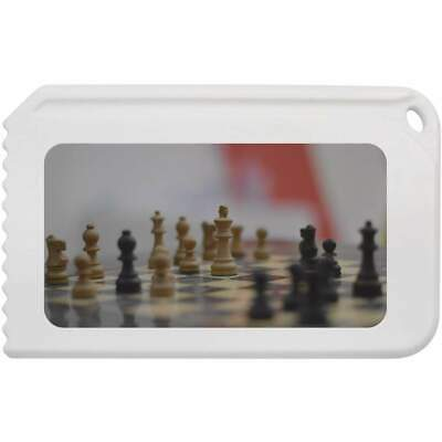 'Chess' Plastic Ice Scraper (IC00001801)