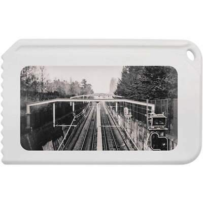 'Railway Tracks' Plastic Ice Scraper (IC00004059)