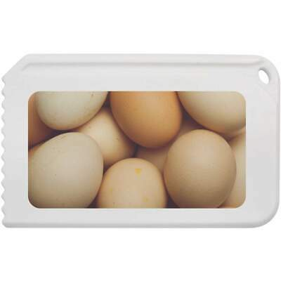 'Chicken Eggs' Plastic Ice Scraper (IC00002935)
