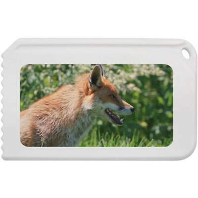 'Red Fox' Plastic Ice Scraper (IC00004493)