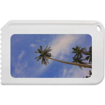 'Palm Trees' Plastic Ice Scraper (IC00005605)