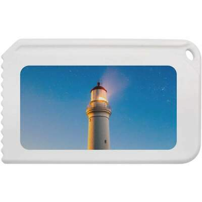 'Shining Lighthouse' Plastic Ice Scraper (IC00007035)
