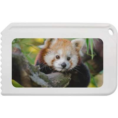 'Red Panda' Plastic Ice Scraper (IC00006595)