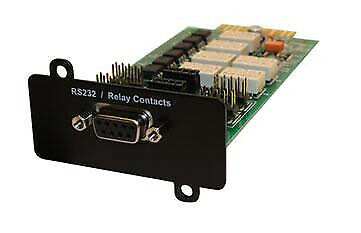 New  Eaton Relay Card-Ms Interface Cards/Adapter Serial Internal RELAY-MS