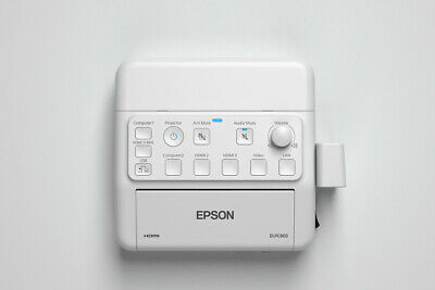New  Epson Elp-Cb03 Wall Connection Box V12H927053
