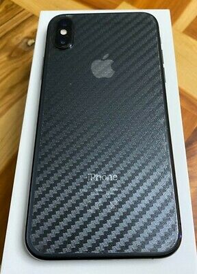 Apple iPhone XS - 256GB - Gris Espacial (Libre) (Dual SIM)