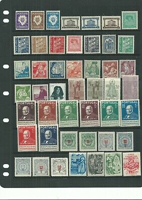 Portugal Earlier Mint Selection High Cv