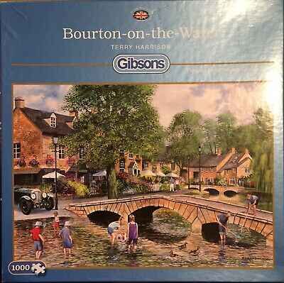 Gibson 1000 Piece Jigsaw Puzzle Bourbon On The Water