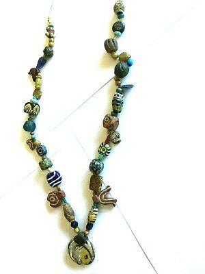 Islamic and Roman necklace