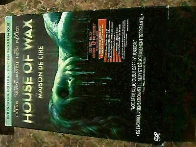 House Of Wax - Dvd Size - Slip Cover Only