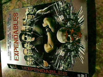 The Expendables- Dvd Size - Slip Cover Only