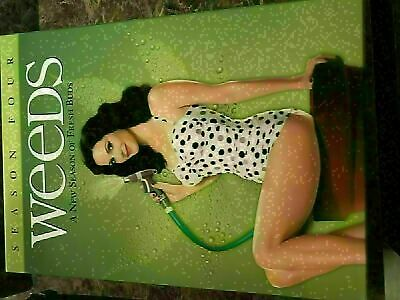Weeds Season Four 4 - Dvd Size - Slip Cover Only