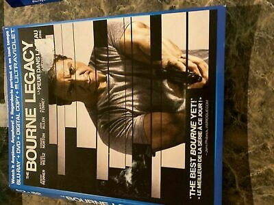 Bourne Legacy - Blu Ray Size - Slip Cover Only