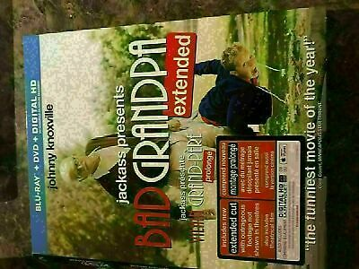 Bad Grandpa Extended - Blu Ray Size - Slip Cover Only