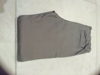 Boys Marks & Spencer grey long trousers.  Age 13-14.