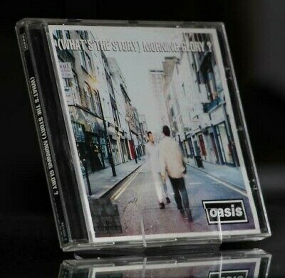 Oasis - (What's the story) Morning Glory? (1995) | CD | Zustand gut