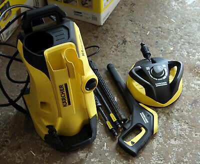Karcher K4 Full Control Home Pressure Washer Cleaner 240 Volts FAULTY MOTOR
