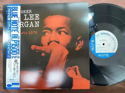 MINT! LEE MORGAN THE COOKER BLUE NOTE BLP 1578 OBI STEREO JAPAN Vinyl LP