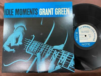 GRANT GREEN IDLE MOMENTS BLUE NOTE GXF 3178 STEREO JAPAN Vinyl LP