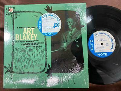 MINT! ART BLAKEY NIGHT AT BIRDLAND VOL. 2 BLUE NOTE BLP 1522 MONO JAPAN Vinyl LP
