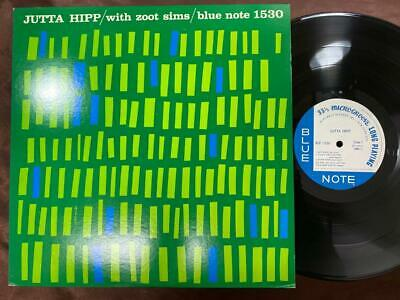 MINT! JUTTA HIPP SAME BLUE NOTE BLP 1530 MONO JAPAN Vinyl LP