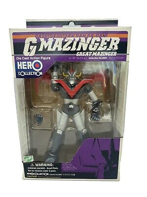 Great Mazinger Hero Collection Die-cast Action Figure New , Unused