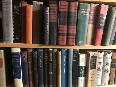 Hardcover No Duplicates Lot of 10 RANDOM Vintage Books Rare//Antiquarian