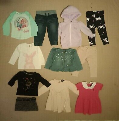 Girls Clothes Size 1 Bulk Pack Inc Ralph Lauren Bardot Country Road and Zara