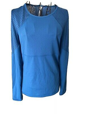 Lorna Jane Long Sleeve Top Size L